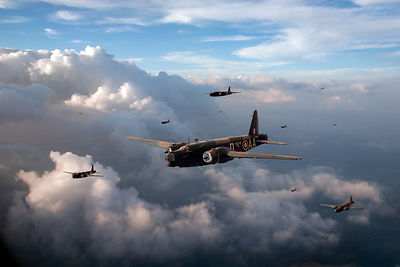 Vickers Wellingtons