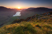 Fleetwith Pike and Buttermere Lake District
