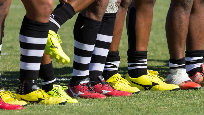 Footwear, Fiji v. Samoa, World Rugby Pacific Nations Cup