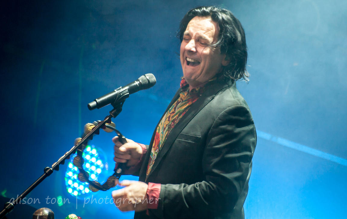 "Steve Hogarth (""H""), Marillion, Wolverhampton UK, 2013"