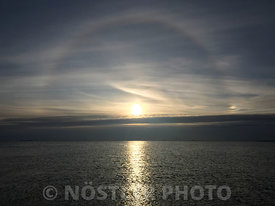 Halo over Øresund