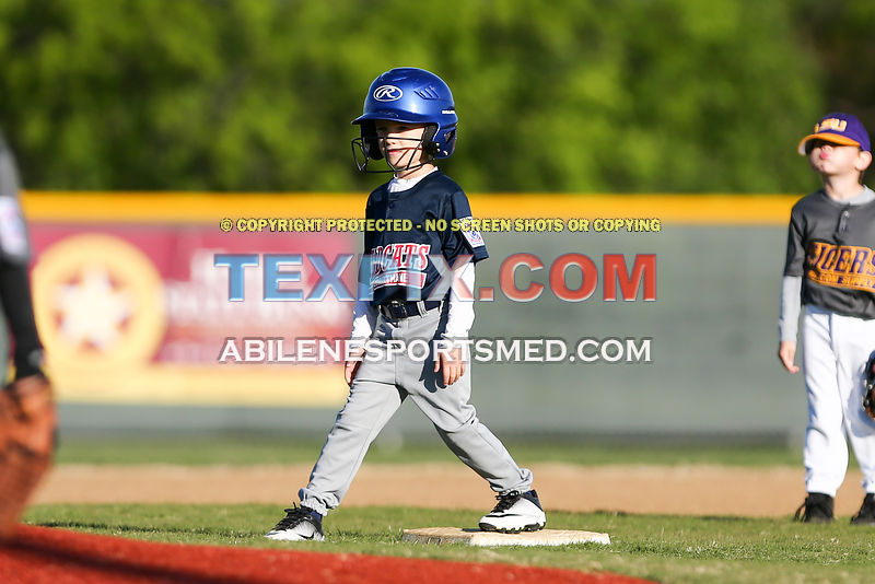 04-08-17_BB_LL_Wylie_Rookie_Wildcats_v_Tigers_TS-330