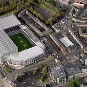 St James' Park Stadium, London Olympics 2012