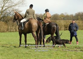 KSB Sturtwood Farm Meet 23rd March 2014