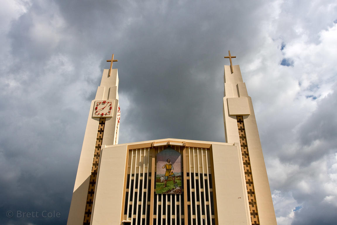 Cathedral, San Isidro del General, Costa Rica
