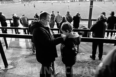 Albion Rovers..Cliftonhill Stadium, Coatbridge..22.12.18.Albion 0-3 Clyde..Picture Copyright:.Iain McLean,.79 Earlspark Avenu...