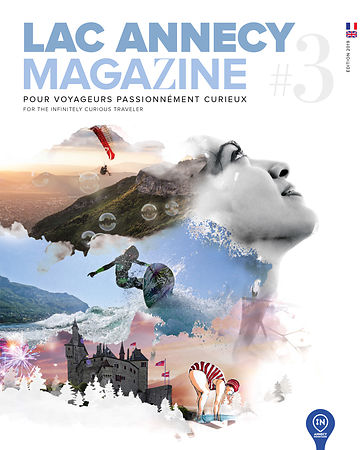 LAC ANNECY MAGAZINE 3 - 2019 Issue photos