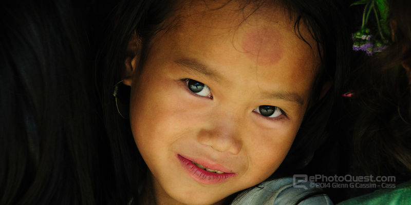 Black Hmong Girl