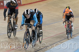 Men Keirin 7-12 Final. Milton International Challenge, Mattamy National Cycling Centre, Milton, On, October 1, 2016