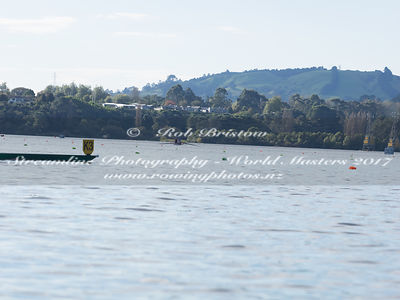 Taken during the World Masters Games - Rowing, Lake Karapiro, Cambridge, New Zealand; ©  Rob Bristow; Frame 524 - Taken on: T...
