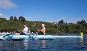 Taken during the World Masters Games - Rowing, Lake Karapiro, Cambridge, New Zealand; ©  Rob Bristow; Frame 1311 - Taken on: ...