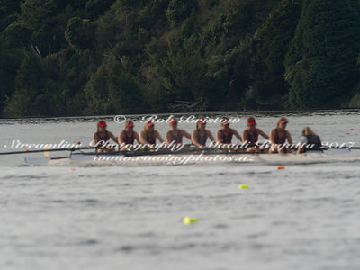Taken during the NZSSRC - Maadi Cup 2017, Lake Karapiro, Cambridge, New Zealand; ©  Rob Bristow; Frame 3158 - Taken on: Saturday - 01/04/2017-  at 17:41.30