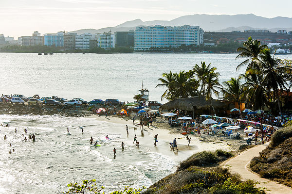 Margarita island, Venezuala, South America