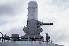The CIWS on St. John's
