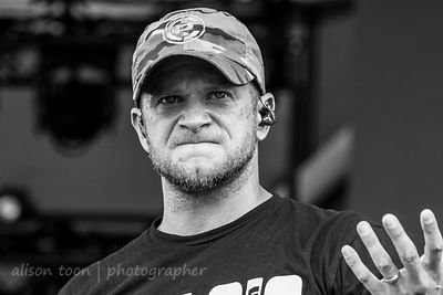 Philip Labonte, vocals, All That Remains