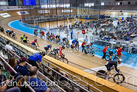 Cat 3 Men Tempo Race / Omni Ii. Eastern Track Challenge / O-Cup #3, February 10, 2019