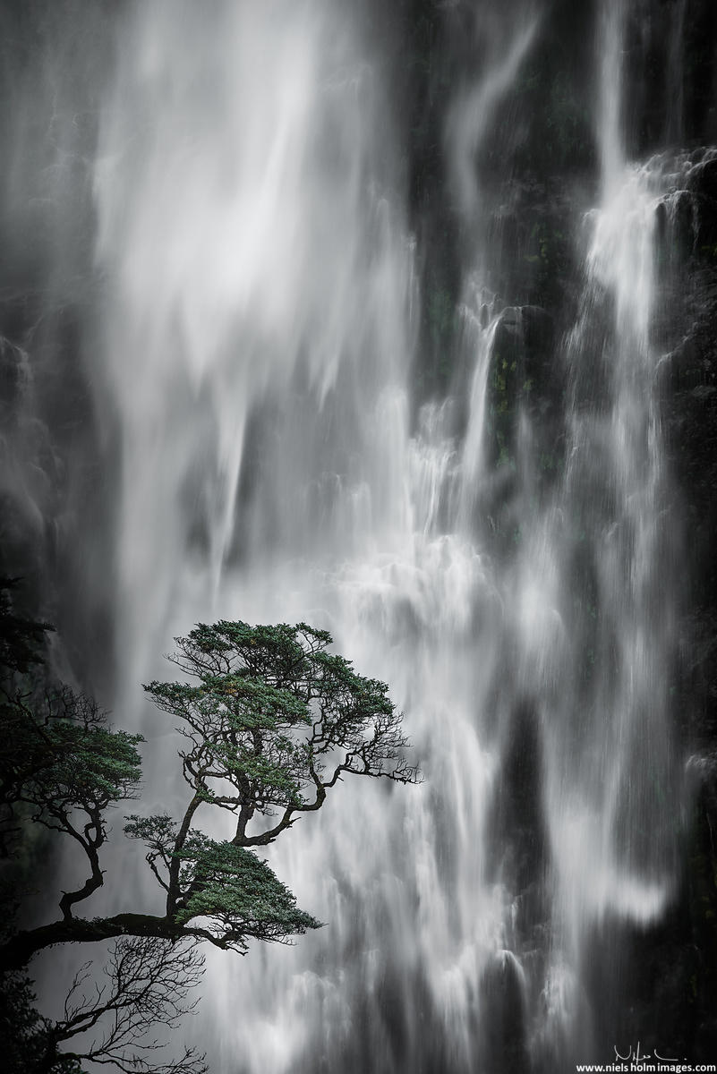 Devils Punchbowl Falls, Arthur's Pass National Park - New Zealand
