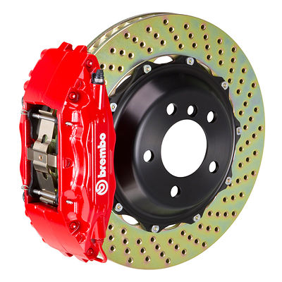 Brembo Performance B/H-Caliper (4-Piston)