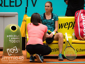 Mutua Madrid Open - 7 May