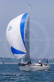 MS Amlin Enigma, GBR4365T, MG 346, Poole Regatta 2018, 20180526193