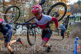 Pan Am Elite Men.  Pan American Cyclocross Championships, November 5, 2018