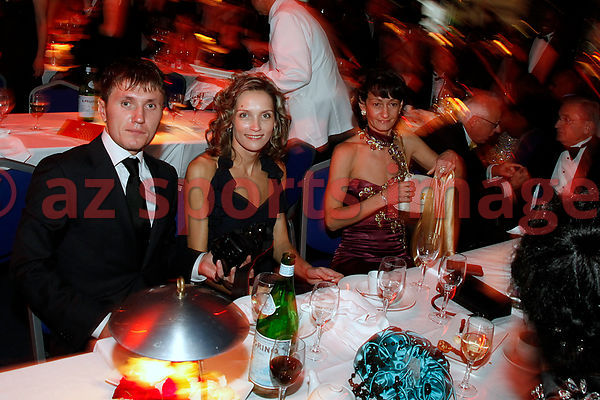 Olha Saladuha at the IAAF Gala Monaco - Athlete of the year event.