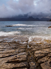 Cuillin Range from Elgol