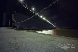 The Humber Bridge - East Yorkshire, United Kingdom