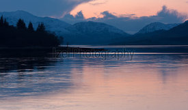 Sunset over Loch Eil - Landscape Photography