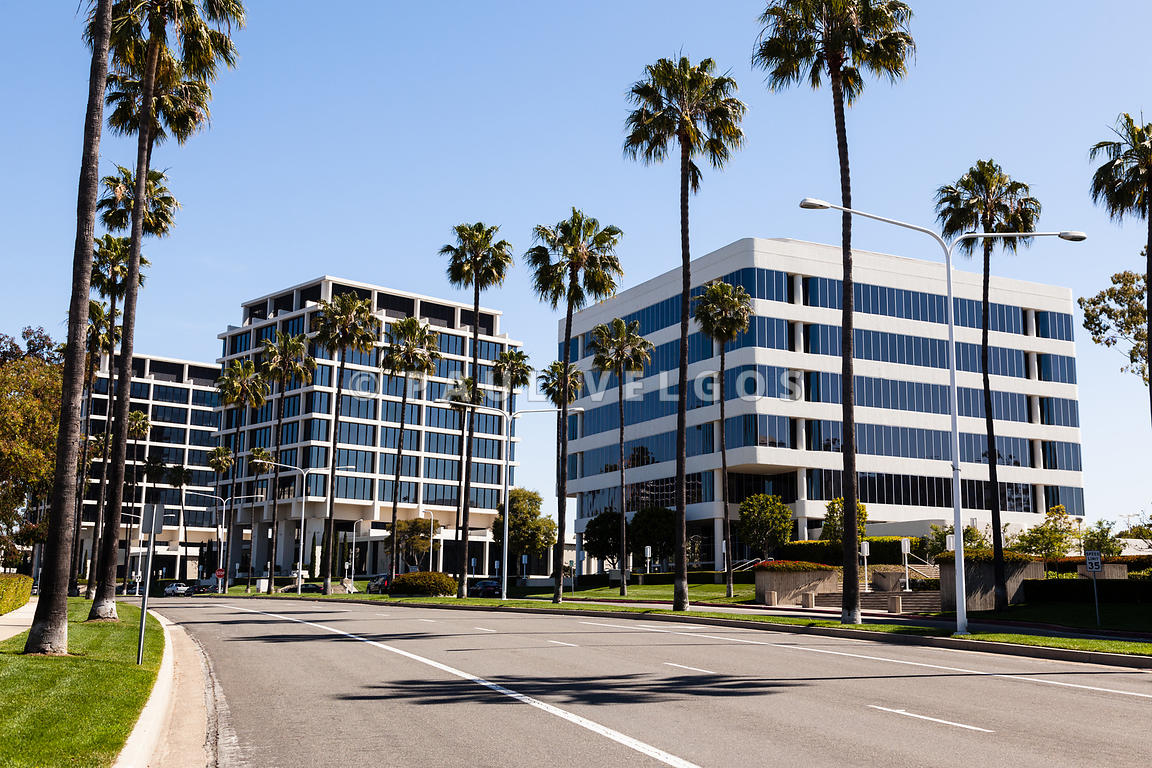 Newport Beach Office Buildings Orange County California