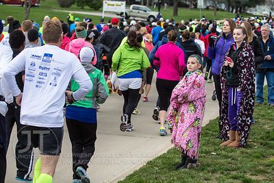 Marion Rotary Marathon for Shoes, April 21, 2013