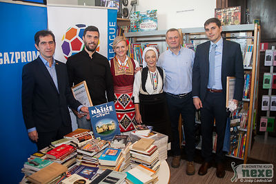 Vardar and Nexe together for Croatian national library in Nasice