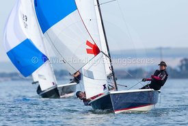 racing in adidas Poole Week 2016