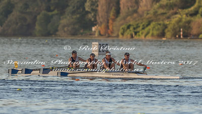 Taken during the World Masters Games - Rowing, Lake Karapiro, Cambridge, New Zealand; Wednesday April 26, 2017:   8397 -- 201...