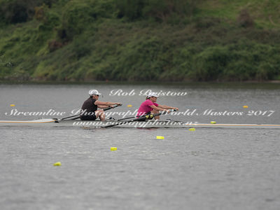 Taken during the World Masters Games - Rowing, Lake Karapiro, Cambridge, New Zealand; ©  Rob Bristow; Frame 3505 - Taken on: Sunday - 23/04/2017-  at 16:52.24
