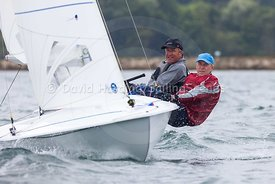 Flying Fifteen 4036, Zhik Poole Week 2015, 20150824035