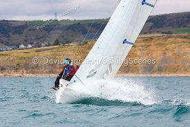 Mini Mayhem, GBR9063T, Melges 24, Weymouth Regatta 2018, 20180908716.
