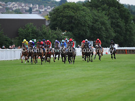 8.45pm The Amateur Riders' Handicap Hurdle Race (Class 4) - 25th June 2013