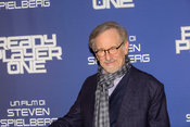 Steven Spielberg at a photocall for Ready Player One, Rome, Italy, 21, Mar, 2018