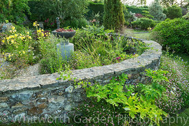 Burrow Farm Gardens. © Rob Whitworth