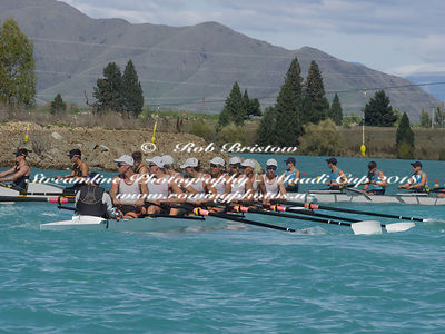 Taken during the Maadi Cup Regatta 2018, Lake Ruataniwha, Twizel, New Zealand; ©  Rob Bristow; Frame 0038 - Taken on: Tuesday...