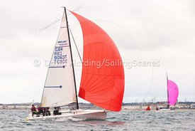 Mini Mayhem, GBR9063T, Melges 24, Weymouth Regatta 2018, 201809081284.