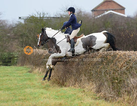 jumping Hose Thorns - The Belvoir at Long Clawson 10/12