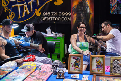 Norcal Tattoo And Music Festival 2016