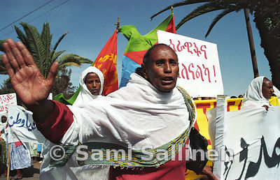 Asmara peace demo 1