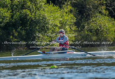 Taken during the World Masters Games - Rowing, Lake Karapiro, Cambridge, New Zealand; Tuesday April 25, 2017:   5069 -- 20170...