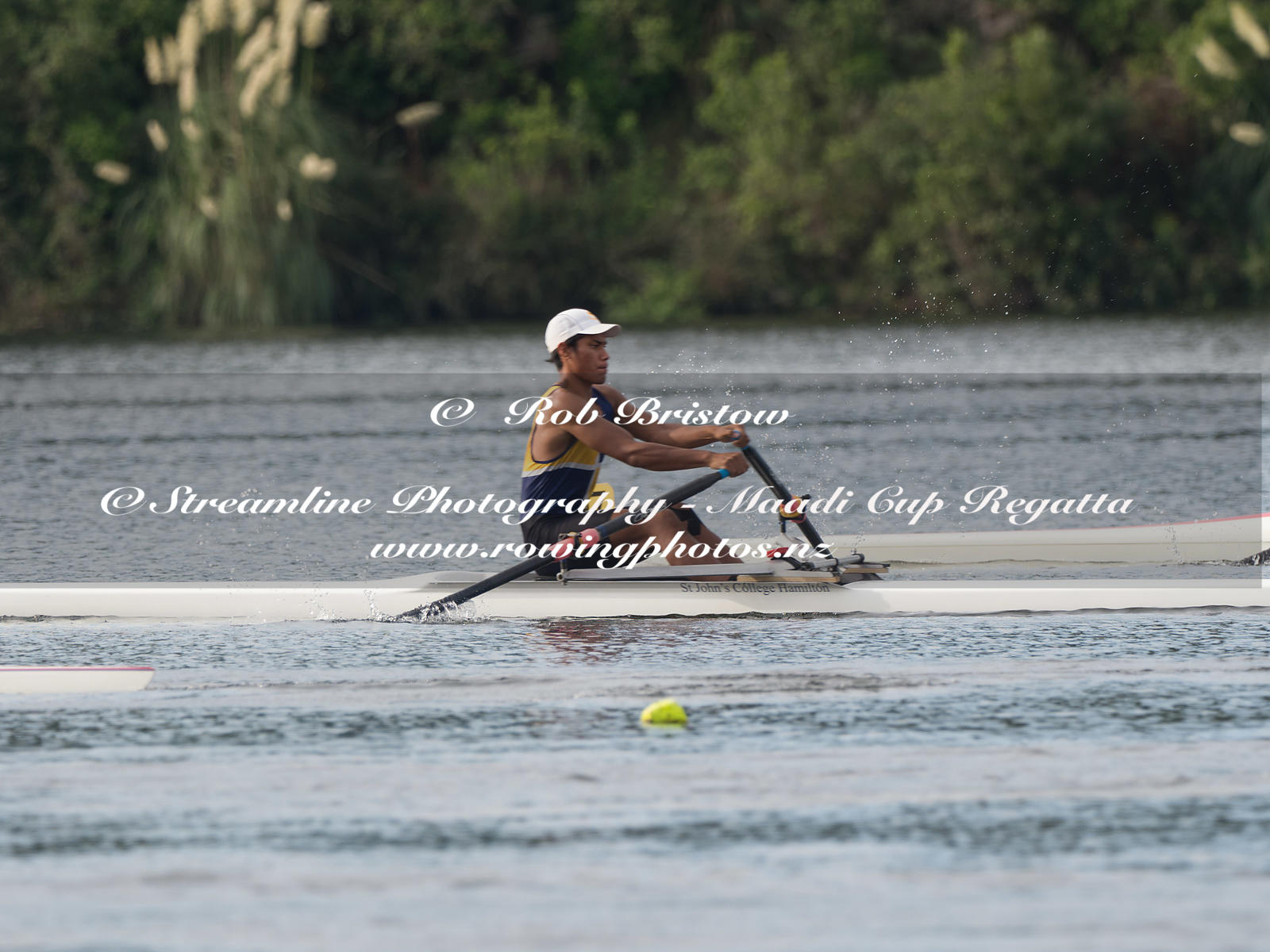 Taken during the NZSSRC - Maadi Cup 2017, Lake Karapiro, Cambridge, New Zealand; ©  Rob Bristow; Frame 2862 - Taken on: Saturday - 01/04/2017-  at 16:43.00