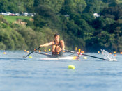 Taken during the NZSSRC - Maadi Cup 2017, Lake Karapiro, Cambridge, New Zealand; ©  Rob Bristow; Frame 2164 - Taken on: Satur...