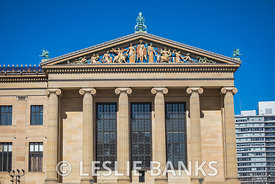 Wing of the Philadelphia Art Museum