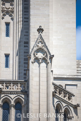 Washington National Cathedral Detail